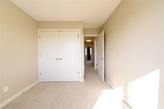 Photo 17: 1205 162 Street in Edmonton: Zone 56 House Half Duplex for sale : MLS®# E4194404