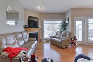 Photo 19: 8 LONGVIEW Crescent: Spruce Grove House Half Duplex for sale : MLS®# E4194583