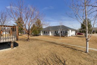 Photo 39: 8 LONGVIEW Crescent: Spruce Grove House Half Duplex for sale : MLS®# E4194583
