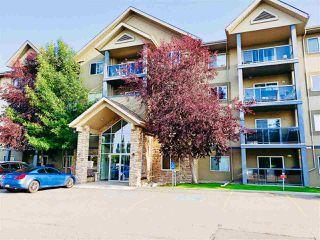 Photo 1: 203 279 SUDER GREENS Drive in Edmonton: Zone 58 Condo for sale : MLS®# E4199981