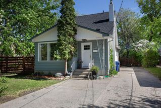 Photo 1: 206 Hindley Avenue in Winnipeg: St Vital Residential for sale (2D)  : MLS®# 202012637