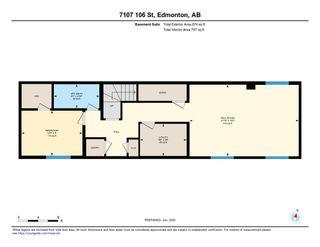 Photo 49: 7107 106 Street in Edmonton: Zone 15 House for sale : MLS®# E4202347