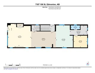 Photo 47: 7107 106 Street in Edmonton: Zone 15 House for sale : MLS®# E4202347