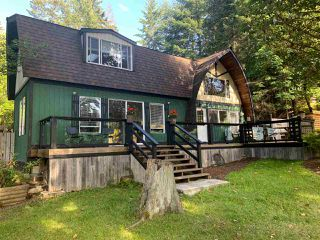 Photo 1: 462 VILLAGE BAY Road: Mayne Island House for sale (Islands-Van. & Gulf)  : MLS®# R2475725