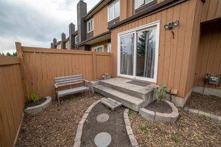 Photo 28: 13 3115 119 Street in Edmonton: Zone 16 Townhouse for sale : MLS®# E4210677