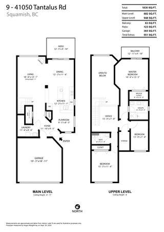 "Photo 34: 9 41050 TANTALUS Road in Squamish: Tantalus 1/2 Duplex for sale in ""Greenside Estates"" : MLS®# R2508930"