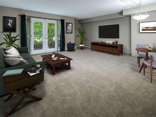 Photo 1: 110 10403 98 Avenue in Edmonton: Zone 12 Condo for sale : MLS®# E4224431