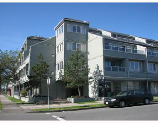 """Photo 1: 313 315 RENFREW Street in Vancouver: Hastings East Condo for sale in """"SHOREWINDS"""" (Vancouver East)  : MLS®# V656475"""
