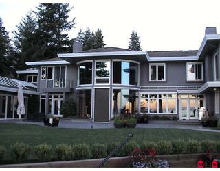 Photo 1: Spectacular Ocean Front - 2189 123RD ST in White Rock: House for sale : MLS®# Spectacular Ocean Front