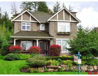 "Photo 1: 35505 DONEAGLE Place in Abbotsford: Abbotsford East House for sale in ""Eagle Mountain"" : MLS®# F2726139"