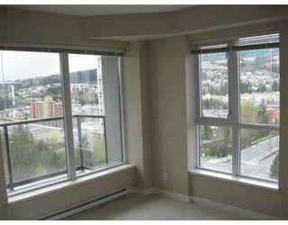Photo 2: 1710 1178 HEFFLEY Crescent in Coquitlam: North Coquitlam Condo for sale : MLS®# V703727