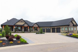 Main Photo: 118 Pinnacle Horizon: Rural Sturgeon County House for sale : MLS®# E4166628