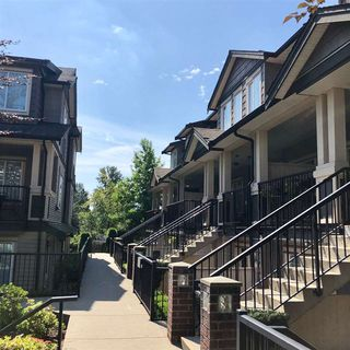 """Main Photo: 226 13958 108 Avenue in Surrey: Whalley Townhouse for sale in """"AURA TOWN HOMES"""" (North Surrey)  : MLS®# R2396430"""