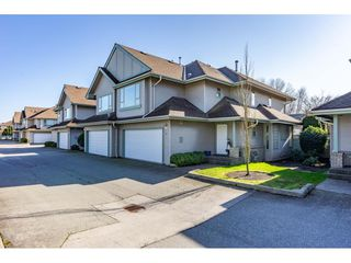"""Main Photo: 4 1255 RIVERSIDE Drive in Port Coquitlam: Riverwood Townhouse for sale in """"RIVERWOOD GREEN"""" : MLS®# R2437800"""