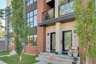 Photo 2: 2016 2 Street SW in Calgary: Mission Row/Townhouse for sale : MLS®# A1017799