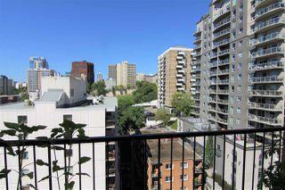 Photo 23: 1202 9808 103 Street in Edmonton: Zone 12 Condo for sale : MLS®# E4209249