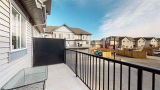 Photo 27: #35 655 WATT Boulevard in Edmonton: Zone 53 Townhouse for sale : MLS®# E4219164