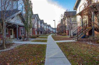 Photo 31: #35 655 WATT Boulevard in Edmonton: Zone 53 Townhouse for sale : MLS®# E4219164
