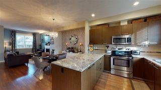 Photo 2: #35 655 WATT Boulevard in Edmonton: Zone 53 Townhouse for sale : MLS®# E4219164