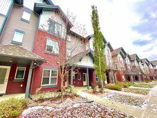 Photo 1: #35 655 WATT Boulevard in Edmonton: Zone 53 Townhouse for sale : MLS®# E4219164