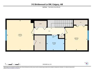 Photo 42: 312 BRIDLEWOOD Lane SW in Calgary: Bridlewood Row/Townhouse for sale : MLS®# A1046866