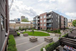 Photo 21: 704 340 Waterfront Drive in Winnipeg: Exchange District Condominium for sale (9A)  : MLS®# 202100736