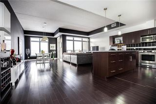 Photo 2: 704 340 Waterfront Drive in Winnipeg: Exchange District Condominium for sale (9A)  : MLS®# 202100736