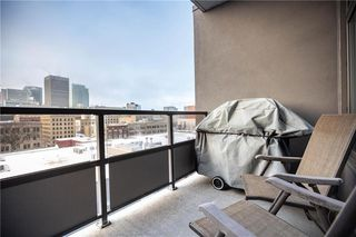 Photo 18: 704 340 Waterfront Drive in Winnipeg: Exchange District Condominium for sale (9A)  : MLS®# 202100736