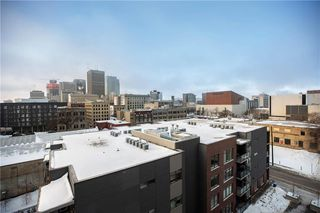Photo 20: 704 340 Waterfront Drive in Winnipeg: Exchange District Condominium for sale (9A)  : MLS®# 202100736