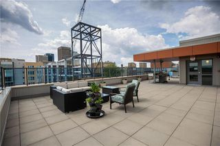 Photo 22: 704 340 Waterfront Drive in Winnipeg: Exchange District Condominium for sale (9A)  : MLS®# 202100736