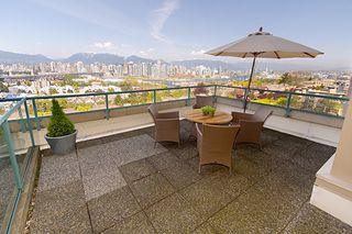 "Photo 1: 601 1355 W BROADWAY Street in Vancouver: Fairview VW Condo for sale in ""THE BROADWAY"" (Vancouver West)  : MLS®# V646336"