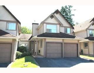 "Photo 1: 24 23151 HANEY BYPASS BB in Maple_Ridge: East Central Townhouse for sale in ""STONEHOUSE ESTATES"" (Maple Ridge)  : MLS®# V657095"