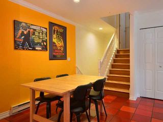 Photo 5: 2 46 W 12th Avenue in Vancouver: Mount Pleasant VW Townhouse for sale (Vancouver West)  : MLS®# V893598