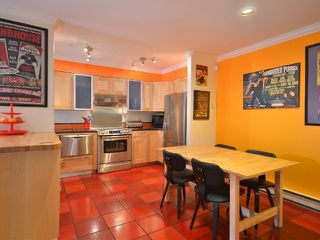 Photo 3: 2 46 W 12th Avenue in Vancouver: Mount Pleasant VW Townhouse for sale (Vancouver West)  : MLS®# V893598