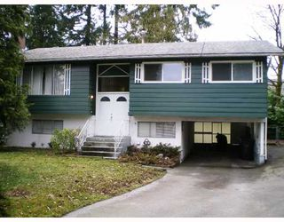 Photo 1: 3361 Wingrove Place in Port_Coquitlam: Glenwood PQ House for sale (Port Coquitlam)  : MLS®# V694486