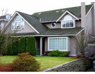 Photo 1: 1185 FLETCHER WY in Port_Coquitlam: Citadel PQ House for sale (Port Coquitlam)  : MLS®# V372062