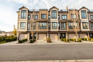 "Main Photo: 20 100 WOOD Street in New Westminster: Queensborough Townhouse for sale in ""River Walk"" : MLS®# R2417619"