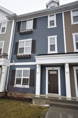 Photo 2: 8530 94 Street: Fort Saskatchewan Townhouse for sale : MLS®# E4187345