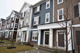 Photo 1: 8530 94 Street: Fort Saskatchewan Townhouse for sale : MLS®# E4187345