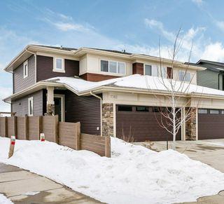 Main Photo: 2383 Ware CR in Edmonton: Zone 56 House Half Duplex for sale : MLS®# E4192865