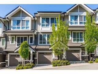 Photo 1: 114 1480 SOUTHVIEW Street in Coquitlam: Burke Mountain Townhouse for sale : MLS®# R2456841