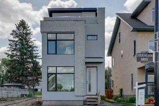 Photo 1: 8805 Strathearn Drive in Edmonton: Zone 18 House for sale : MLS®# E4203339