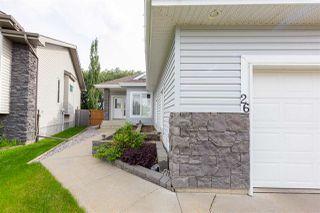 Photo 31: 26 NORRIS Crescent: St. Albert House for sale : MLS®# E4205746