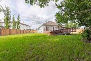 Photo 36: 26 NORRIS Crescent: St. Albert House for sale : MLS®# E4205746