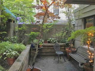 Photo 10: E103 628 W 12TH Avenue in Vancouver: Fairview VW Condo for sale (Vancouver West)  : MLS®# R2494359