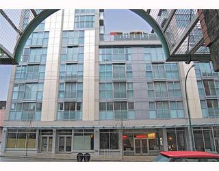 "Main Photo: # 708 168 POWELL ST in Vancouver: Downtown VE Condo for sale in ""SMART"" (Vancouver East)  : MLS®# V803232"
