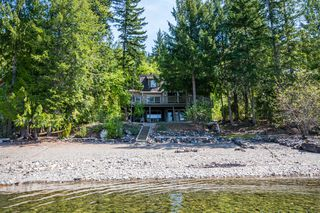 Main Photo: Lot #15;  6741 Eagle Bay Road in Eagle Bay: Waterfront House for sale : MLS®# 10099233