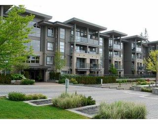 "Photo 1: 514 9319 UNIVERSITY Crescent in Burnaby: Simon Fraser Univer. Condo for sale in ""HARMONY"" (Burnaby North)  : MLS®# V659135"