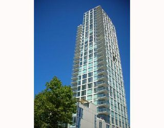 "Photo 1: 2302 1455 HOWE Street in Vancouver: False Creek North Condo for sale in ""POMARIA"" (Vancouver West)  : MLS®# V673525"