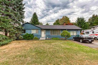 Photo 1: 11092 147A Street in Surrey: Bolivar Heights House for sale (North Surrey)  : MLS®# R2403360